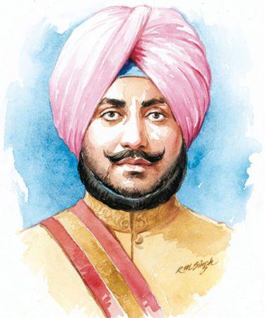 Maharaja Bhupendra Singh