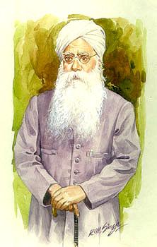 Principal Teja Singh