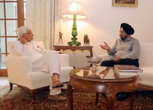 Natwar Singh interviewed by Roopinder Singh