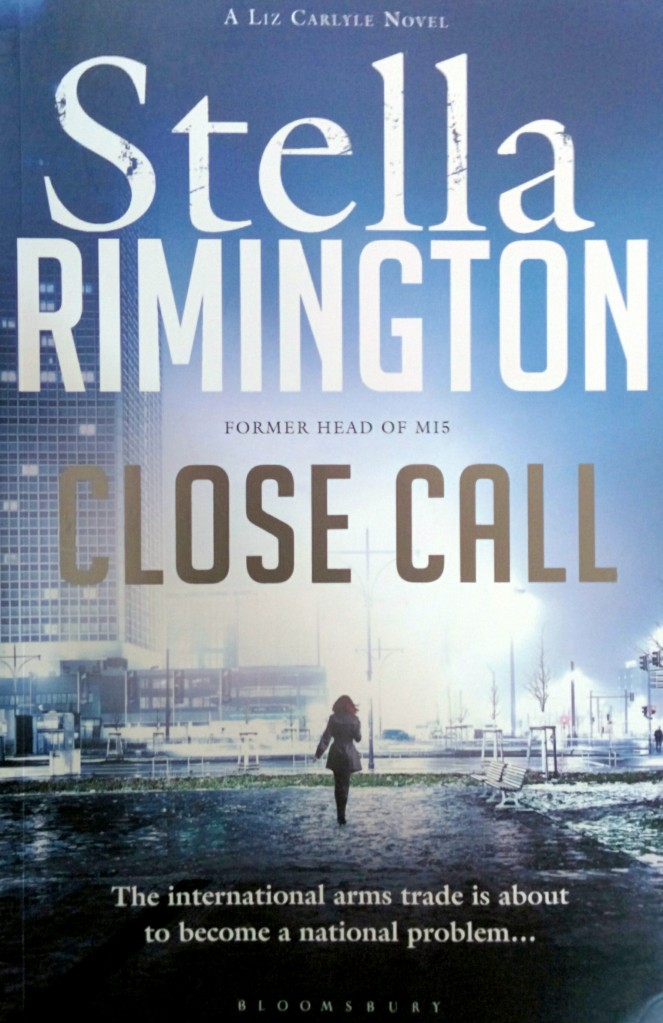 Close Call by Stella Rimington