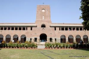 St. Stephen's College, Delhi.