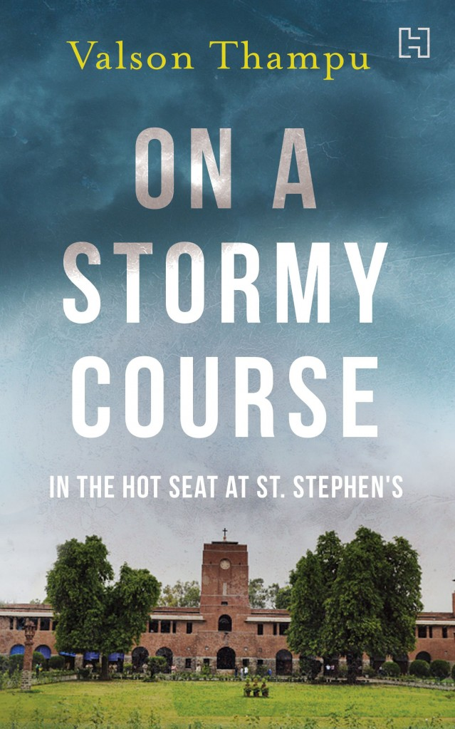 On a Stormy Course: In the Hot Seat at St. Stephen's